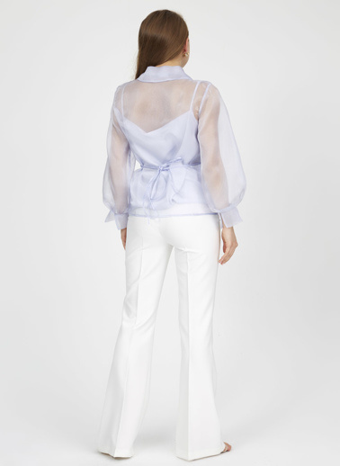 Setre Bluz Lila